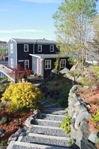 St. John's Area 2 Bdr Oceanfront Cottage Fully Furnished