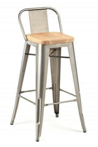 Wood Counter Stool Ebay