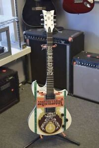 """Schecter Tempest Limited Edition """"Jagermeiser"""" Electric Guitar"""