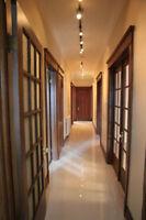 Chambre à louer dans splendide bas duplex à NDG,dispo maintenant