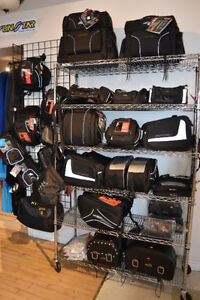 WE HAVE A GREAT SELECTION OF MOTORCYCLE LUGGAGE!