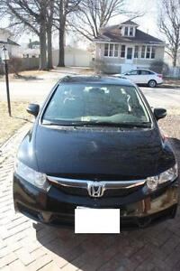 2011 HONDA CIVIC SEDAN Black Color Part Out