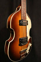 1967 Hofner 500/1 Violin Beatle Bass w/case $2500