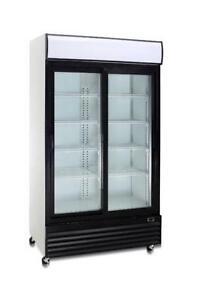 COMMERCIAL GLASS DOOR DISPLAY-Refrigerators & Freezers-CLEARANCE