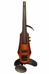 NS Design NXT4 4-String Electric Violin - Sunburst. Brand New!