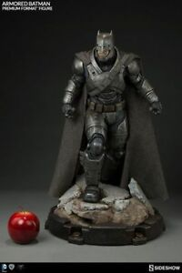 Blackbolt AND Medusa from XM Studio and sideshow armored Batman
