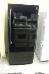 Refrigerators 2dr Black  Durham Appliances Ltd, since 1971 Kawartha Lakes Peterborough Area image 1
