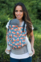 $50 REWARD FOR LOST - Tula Baby Carrier- Fox Print