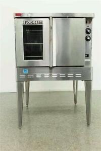 BLODGETT GAS CONVECTION OVEN ( EXCELLENT CONDITION )