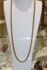 Chaine Franco Chain diamond cut ≈4.5mm 36.4gr