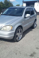 2001 Mercedes-Benz 320 SUV, Crossover etested
