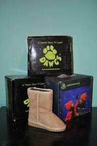 NEW! with Tags, some with Boxes Sheep DAWGS Boots 1/2
