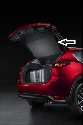 2017 Mazda Cx 5 Retractable Cargo Cover Kb7w V1 350