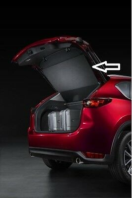 2017 2018 Mazda CX-5 Retractable Cargo Cover KB7WV1350