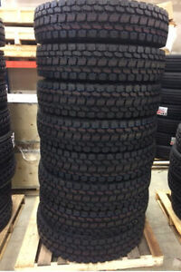 NEW 16 PLY 11R22.5 11R24.5 SEMI RADIAL TRUCK TIRE WARRENTY