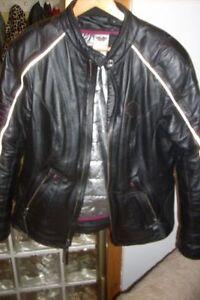manteau cuir Harley