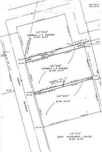 Great Large Building Lot close 2 Acadia & Downtown Wolfville