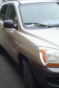 2008 Kia Sportage EX SUV, Crossover