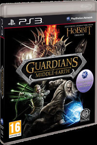 Lord of the Rings Guardians of Middle Earth PS3