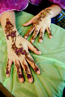 Ottawa Henna Tattoo services/ Mehndi for events and celebrations
