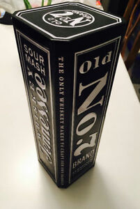 Jack Daniel's Tin Container (New condition)