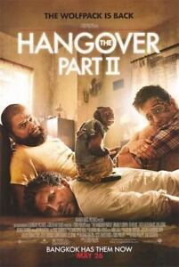 The Hangover 2 & 3 Movie Posters(3 Posters In Total)