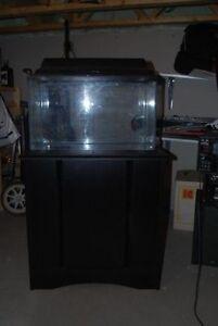 Meuble avec aquarium kijiji granby annonces gratuites for Meuble granby