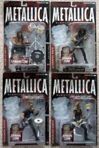 Metallica Harvester Of Sorrow Action Figures Cambridge Kitchener Area image 1