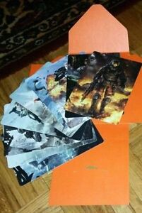 Call of Duty Black Ops 3 Character Cards - Collector's Item