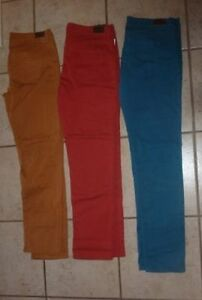 3 NEW with tags Bluenotes super skinny pants, 32 x 30, 32 x 32 Kitchener / Waterloo Kitchener Area image 1