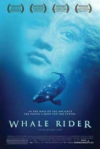 """Whale Rider"" DVD Sutton Gungahlin Area Preview"