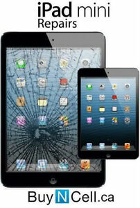 iPAD 2 3 4 MINI AIR BROKEN SCREEN REPAIR - 6 STORES + WARRANTY