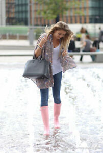NEW !  GENUINE HUNTER RAINBOOTS- FALL STREET STYLE ! Edmonton Edmonton Area image 8
