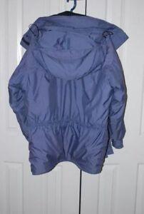 Manteau hiver femme Chlorophylle