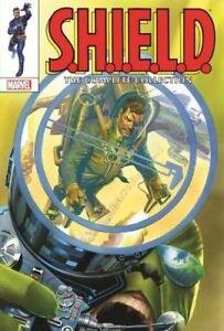SHIELD OMNIBUS BOOK-Marvel Comics-Nick Fury-Stan Lee-Jack Kirby-