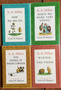 Children's books by A. A. Milne 4 for $5
