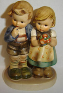 HUMMEL FIGURINE WE CONGRATULATE