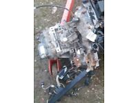 Vauxhall gearbox f13 5 speed removed from astra z18xer, used for sale  Linlithgow, West Lothian