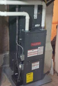 Furnace, Gas Pipe, Water Heater, Gas Stove(Repair, Install