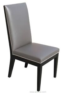ON SALE Dinning Room Chairs, Parsons Chairs Leather Dining Chair