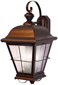 150-Degree Motion-Activated Chesapeake Signature Style Lantern