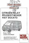 Peugeot Boxer Workshop Manual