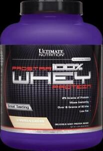ULTIMATE NUTRITION PROSTAR WHEY PROTEINES 5.28LBS