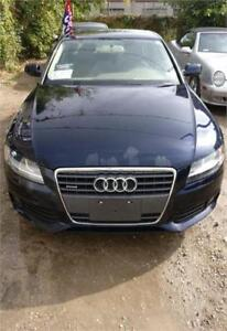 2010 AUDI A4 2.0T AWD SEDAN SAFETIED FOR $12450+HST!