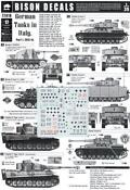 1/72 German Decals