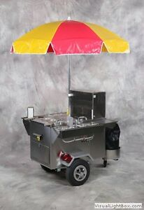 Hot Dog Cart - New Yorker by Willy Dog