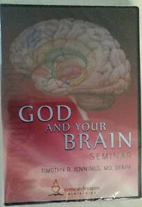 FREE, God and Your Brain seminar DVD