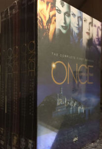 Once upon a time - The Complete seasons 1 - 5