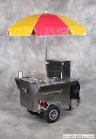 2006 Willie Dog Hot Dog Cart