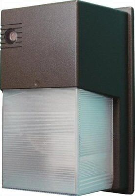 Westgate LED Non Cut-Off Wall Pack With Photocell-120-277V- Dark Bronze